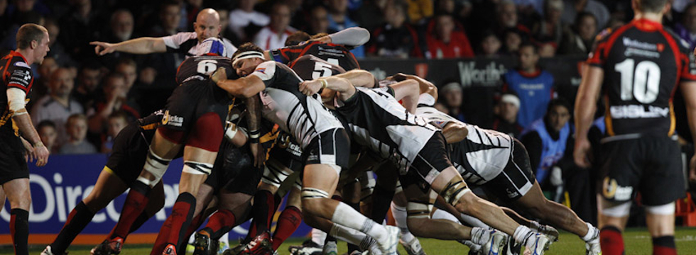 Zebre Rugby nel Pro12 Guinness